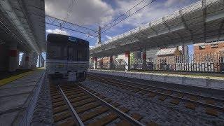 【Minecraft RTM】地上駅を作ろう!(ゆっくり解説)