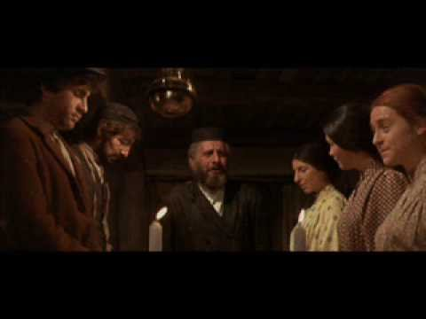 Sabbath Prayer Fiddler On The Roof Film Youtube