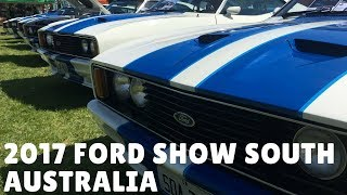 2017 South Australian Ford Show Highlights