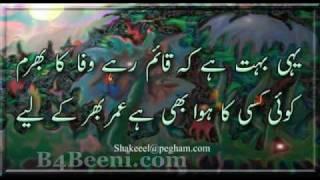 B4Beeni Music-Humain tum se pyar kitna..[instrumental]