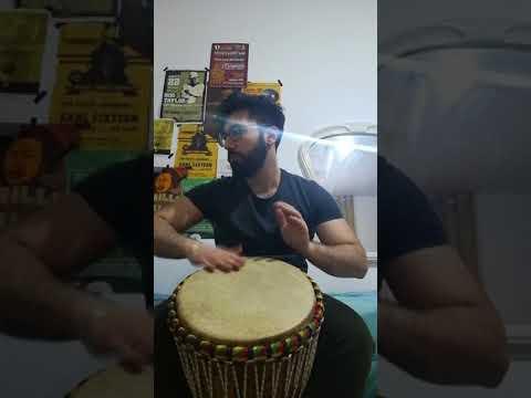 Juan Magan Feat. Mozart La Para - Soy un Don (Djembe Cover)