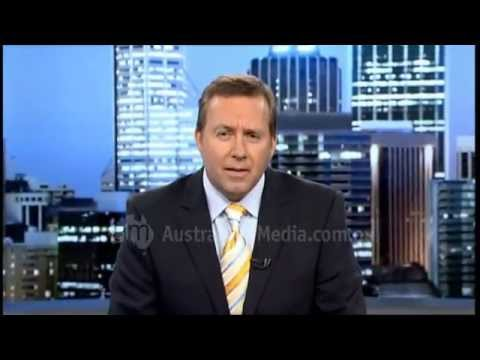 TVW Seven News Perth - Hot weather coverage (December 26, 2007)