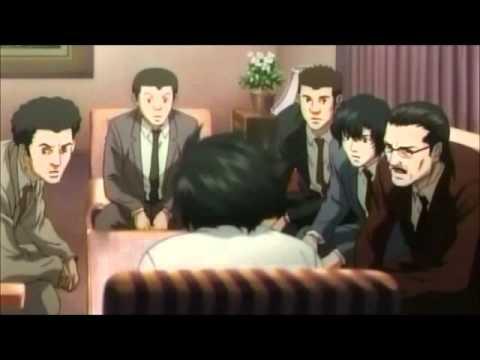 L's Detective skills!