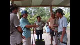 Ecuador tree climbing Project