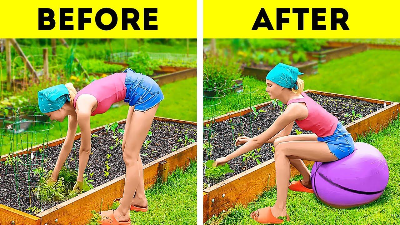 Useful Tips To Help Make Gardening Easier