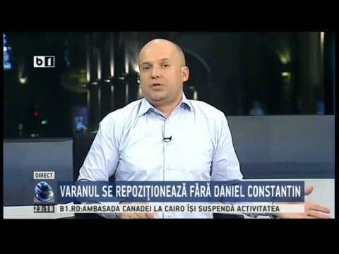 Radu Banciu: Lui Daniel Constantin i se imputa pierderea alegerilor