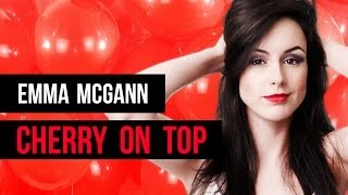Emma McGann - Cherry On Top (Official Lyric Video)