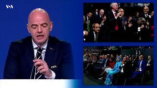 Чемпионат мира по футболу-2026 пройдет в Северной Америке