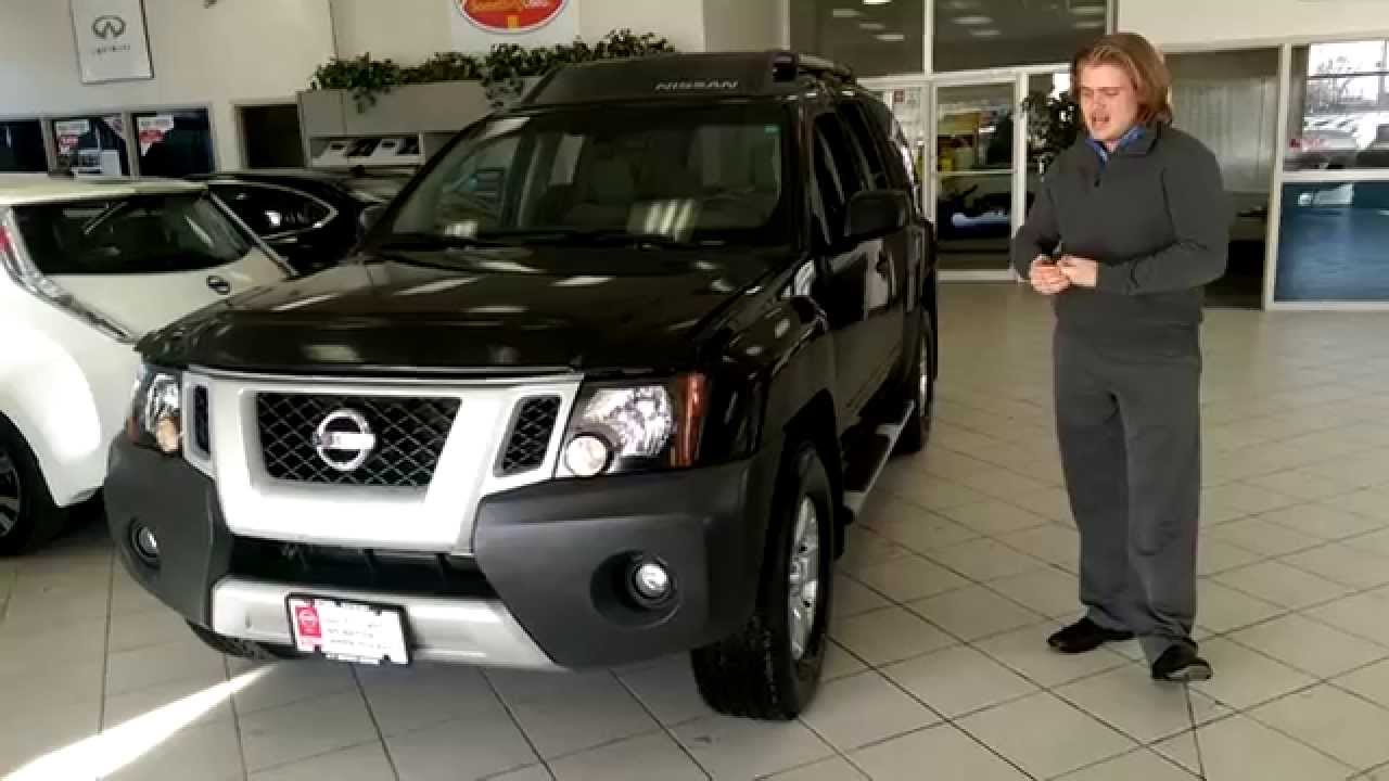 2011 nissan xterra s 4wd 4x4 walkaround video review used cars in ottawa on youtube [ 1280 x 720 Pixel ]