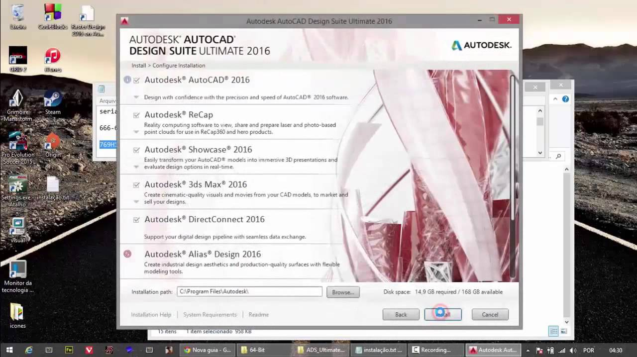 How to Install AutoCAD 2016 Ultimate - Tutorial