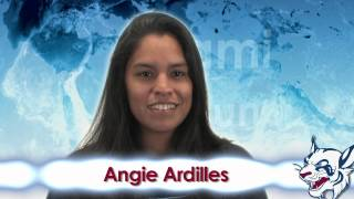"""Angie Ardilles"" Volleyball"