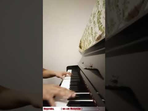 "Negaraku  "" piano version ""  by Daniel Leo"