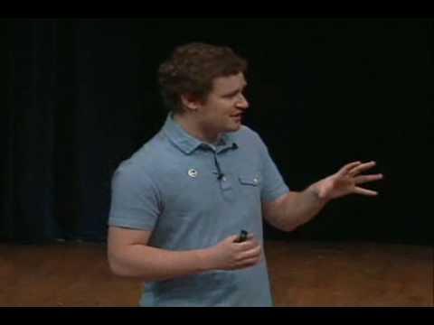 TEDxLansing - Justin