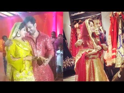 Sangeet ceremony of Shoaib and Dipika kakkar