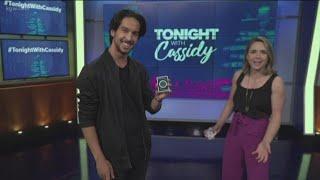 Meet a top card juggler