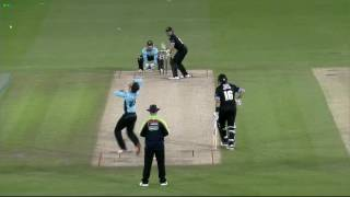 HIGHLIGHTS: Sussex Sharks vs Surrey - NatWest T20 Blast 2016