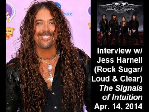 Jess Harnell (Rock Sugar, Voice Actor) 2014 Interview on the Signals of Intuition