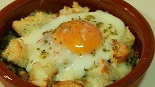 Cómo hacer huevos Napoleón receta fácil y rápida