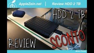 Ecco il MIGLIOR HDD Esterno da 2 TB che IO abbia mai provato