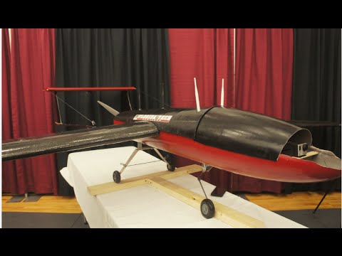 Student Design: Search and Rescue Unmanned Aerial Vehicle
