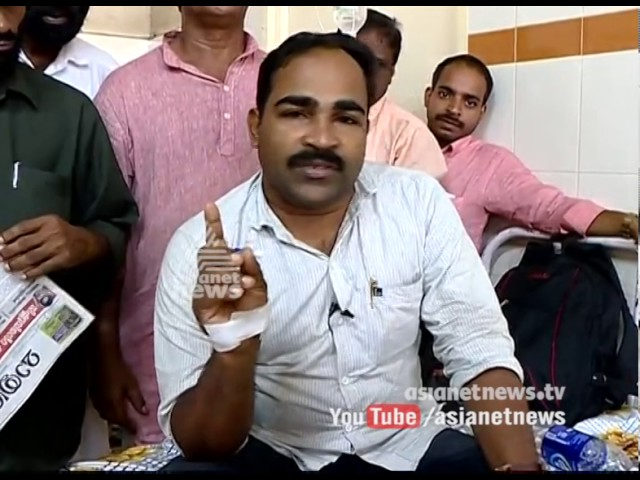 Sreejith ( Jishnu's Uncle)responds to Asianet News