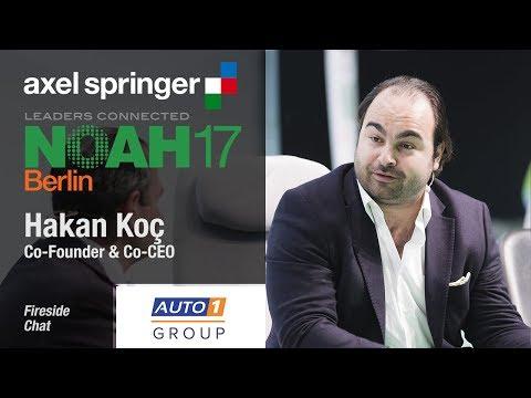 Fireside Chat: Hakan Koç , Auto1 - NOAH17 Berlin