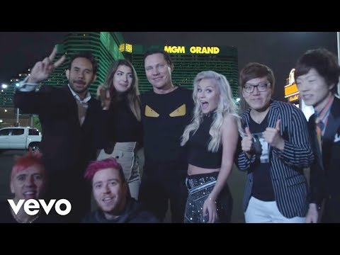 Thumbnail: Tiësto - On My Way (Official Video) ft. Bright Sparks
