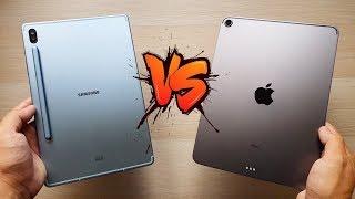 Gambar cover Samsung GALAXY TAB S6 vs Apple IPAD PRO, ¿Cuál comprar?