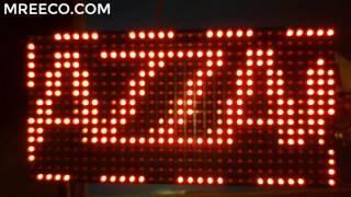 P10 LED Matrix | 16X32 LED Dotmatrix | P10 Matrix with LED Controller HD-U60