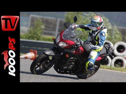 Suzuki V-Strom 650 Test 2016 | Big Enduro Melken