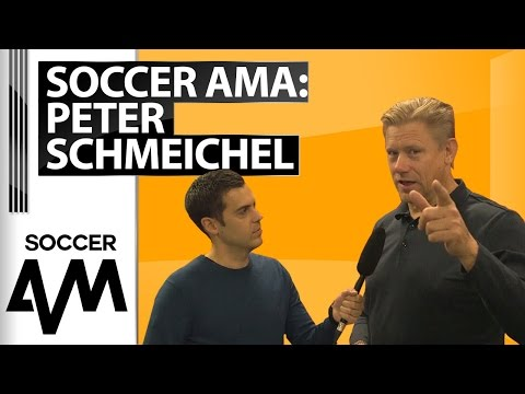 Soccer AMA: Peter Schmeichel: 'Ask any woman; it's not about size!'