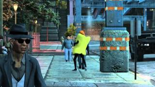 Saints Row 3 Attack of the Wiener Man