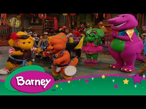 Barney 🎃 I Just Can't Wait For Halloween 👻