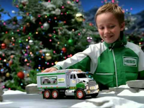 Hess Truck 2008 - YouTube