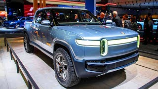 Rivian in Investment talks with GM & Amazon for Minority Stake; Tesla's Worst Nightmare?