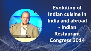 Evolution of Indian cuisine in India and