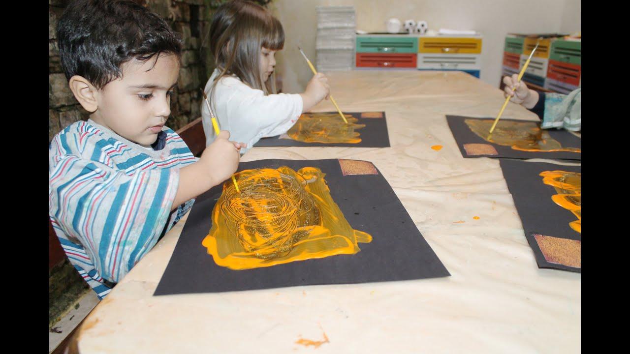 Artes Plasticas Na Infancia