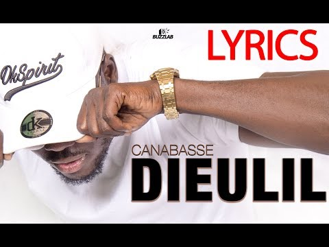 Canabasse - Dieulil (Lyrics)