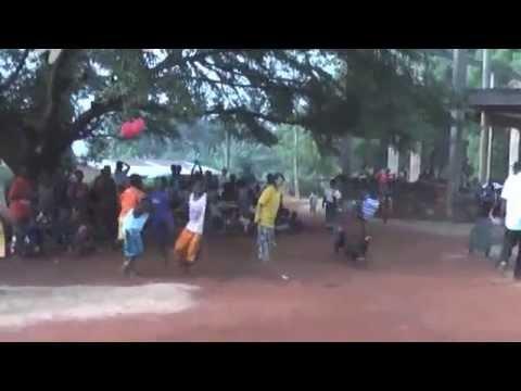 Togo Report Back