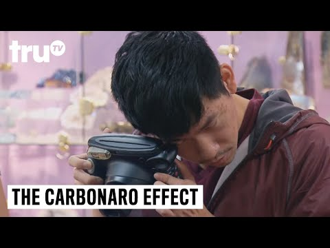 The Carbonaro Effect - Psychic Photograph