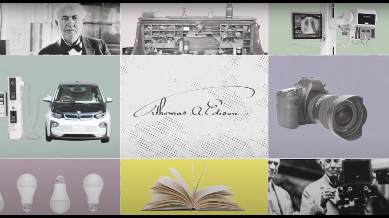 Licensing Thomas Edison - Edison Innovation Foundation