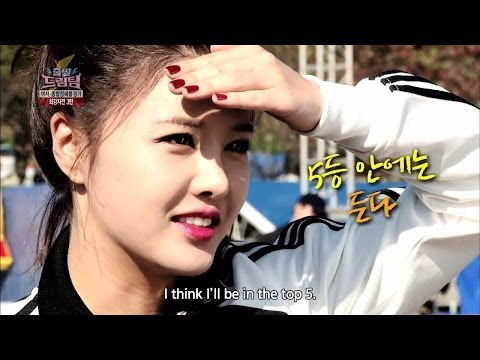 Let's Go! Dream Team II | 출발드림팀 II : Female Obstacle Course (2013.12.22)