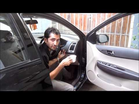 The Binary Exhaust in a Hyundai i 20 Petrol