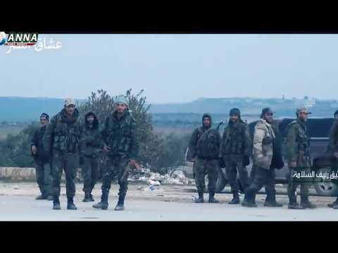 Сирия  Бои вдоль трассы М 5