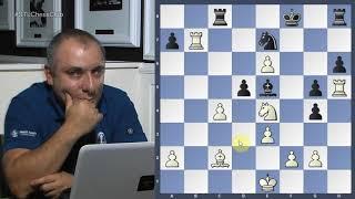 2000 Pripis Memorial: Akobian vs. Igor Zaitsev  - GM Varuzhan Akobian