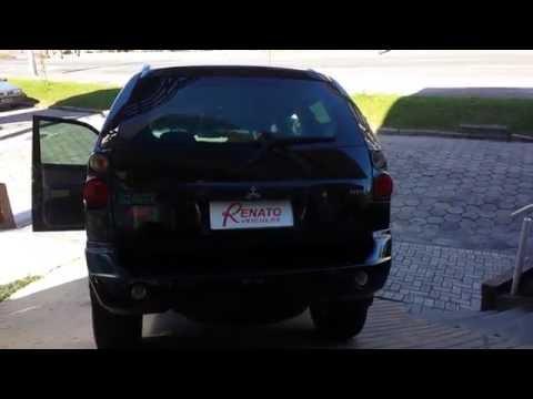 Pajero Sport HPE 4x4 3.5 (Aut) 2007 - Rubens - WhatsApp (47)99580101
