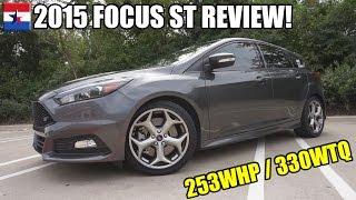 Ford Focus ST 2015 Videos