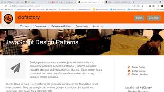 C# Lesson 83: design patterns 1