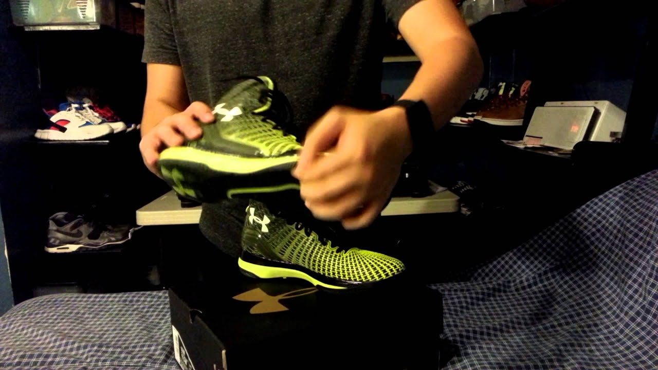 ff27f9ca639d Under Armour ClutchFIt™ Drive Performance Review - YouTube