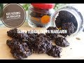 Resep Kue Kering Silverqueen | Simple Tanpa terigu, Tanpa margarin